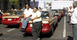 Taxistas de la Cd. de   México